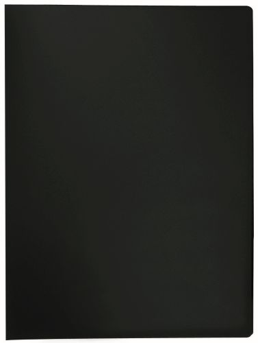Sichtbuch,20 Hüllen,schwarz