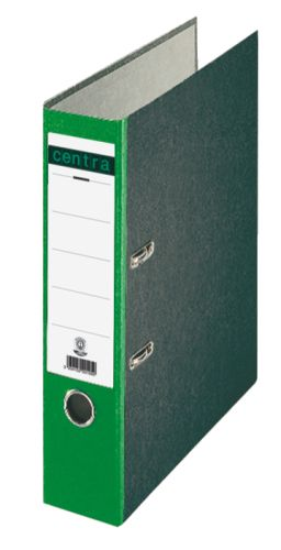 Ordner,A4,8cm,Pappe,grün