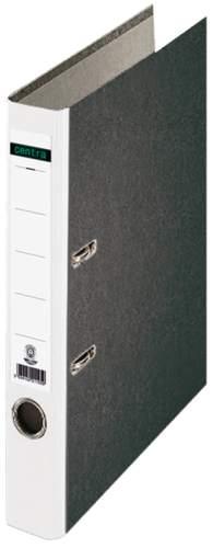 Ordner,A4,5cm,Pappe,weiß