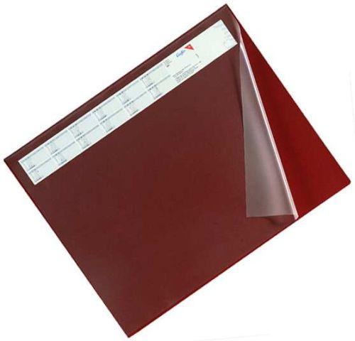 Schreibunterlage,52x65cm,rot