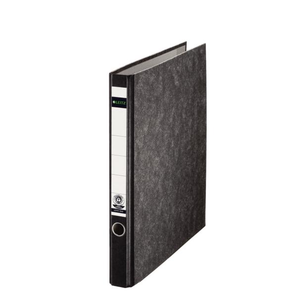 Ringbuch,A4,2 Ringe,35mm,Pappe,schwarz