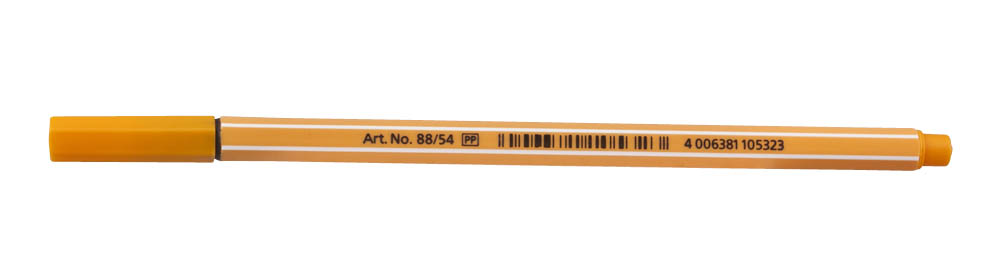 Faserschreiber 88,orange