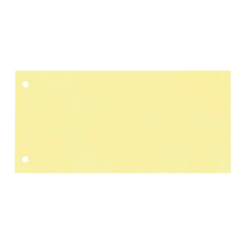 Trennstreifen,100 St.,gelb
