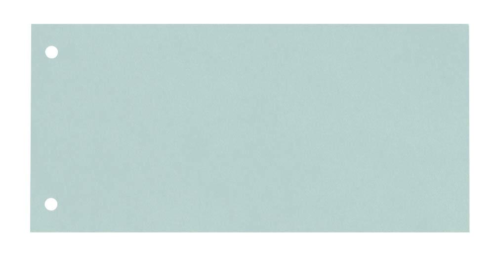 Trennstreifen,100 St.,blau